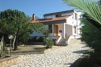 Villa in Italy, Scopello: Front view of the property