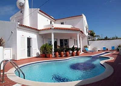 Villa in Portugal, Olhos de Agua: Swimming Pool