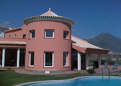 Villa in Spain, La Caleta: 5 star villa