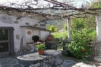 House in Italy, Lunigiana: The house and terrace