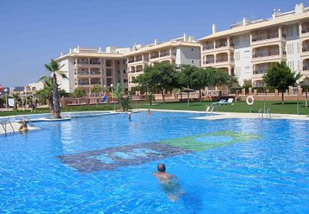 Apartment in Laguna Golf, Spain: Gorgeous 400 sq Metre Swimming Pool