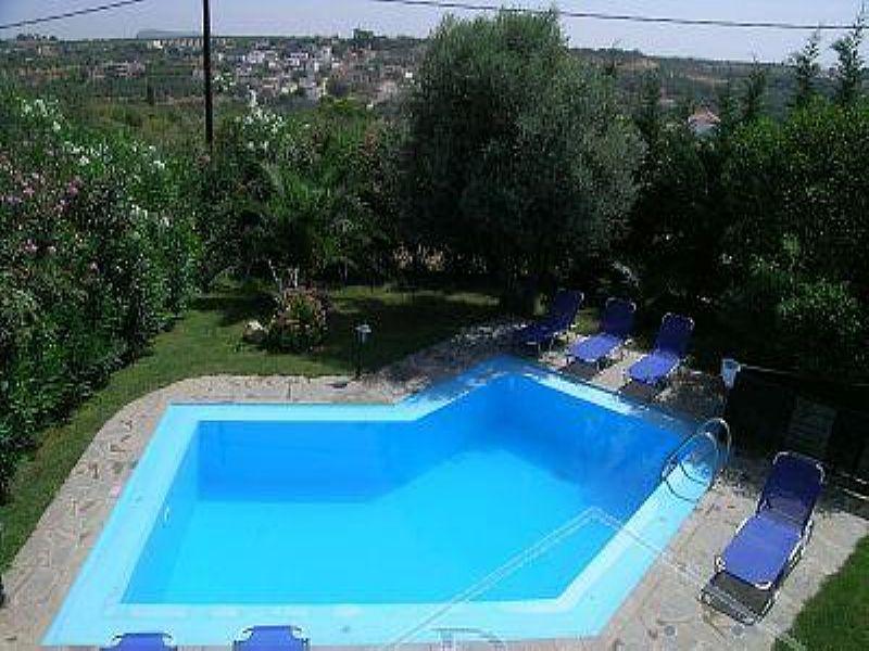 Villa in Greece, Panormo