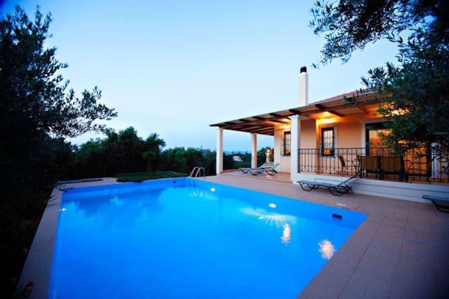 Villa in Greece, Galatas