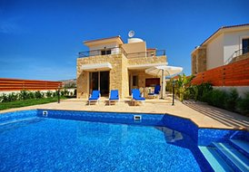 Villa Christopher  Villa Coral Bay 200m from Sea