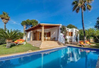 3 bedroom Villa for rent in Manacor
