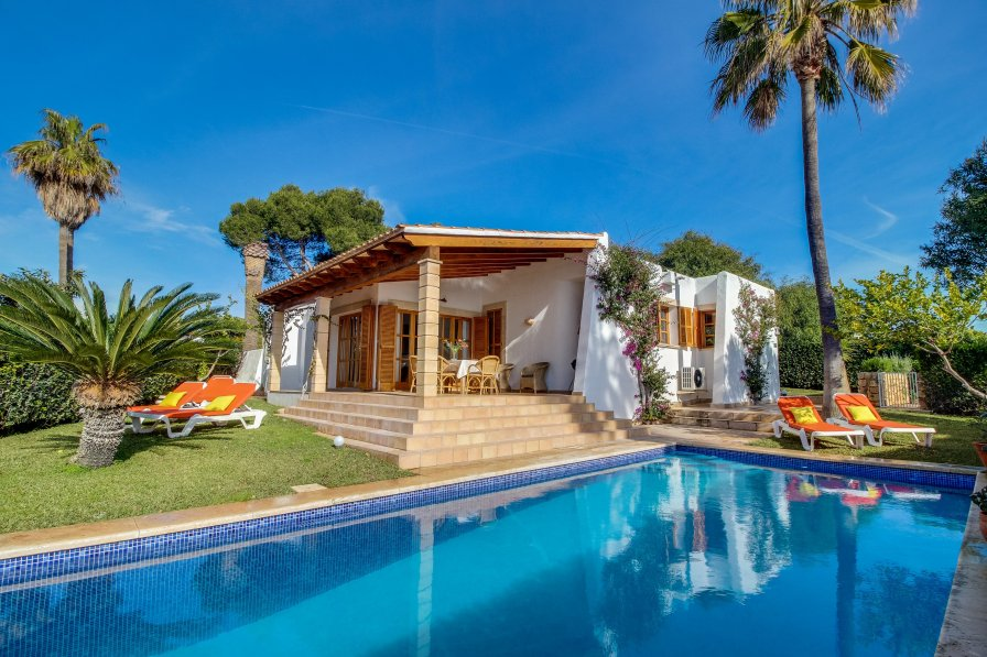 Villa in Spain, Cala Anguila-Cala Mendia
