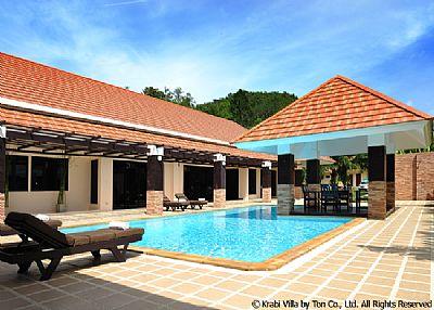Villa in Thailand, Ao Nang: Baan Santi