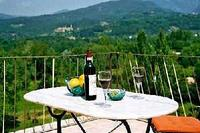 Apartment in Italy, Lunigiana: The view from the terrace