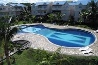 Apartment in Mauritius, Flic en Flac Beach: Le Dattier complex