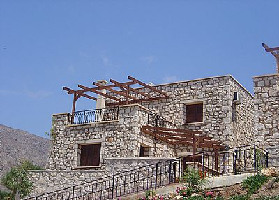Villa in Greece, Makri Gialos: .