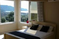 Villa in Turkey, Dalaman: Master bedroom with stunning views