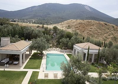 Villa in Greece, Greek Mainland: Overview