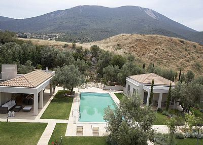 Villa in Greece, Greek Mainland: Overview