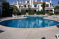 Apartment in Spain, Cabo Roig: One of the three swimming pools within 80 mtrs of the apartment