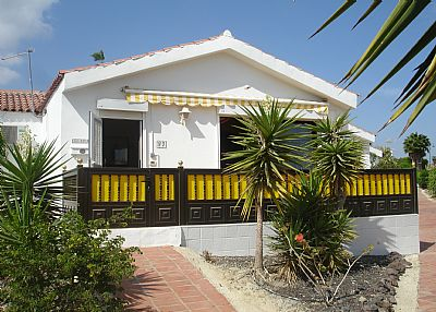 Villa in Spain, Amarilla Golf: Lovely detached bungalow