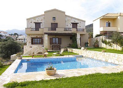Villa in Greece, Megala Chorafia: .