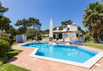 9 bedroom Villa for rent in Vilamoura