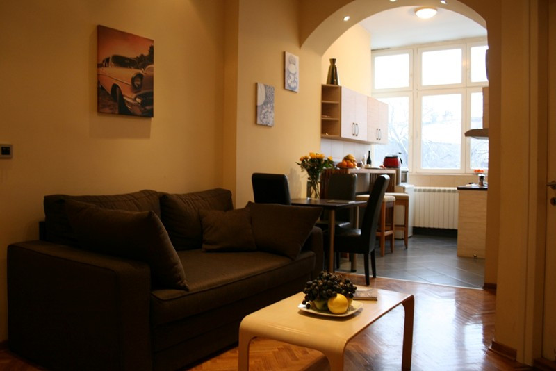 Apartment in Serbia, Old Town (Stari Grad)
