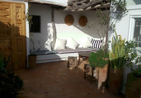 House in Essaouira, Morocco