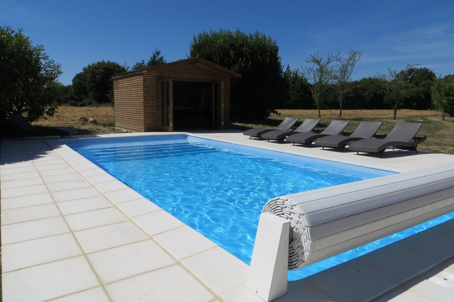 Pays De La Loire Luxury Gite With Private Heated Pool, Loire Valley, France    Holiday Rental From Owners Abroad