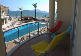 Dolphin 2, Sunset Beach Club Resort, Calis Beach, Fethiye, Mugla,