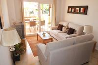 Apartment in Spain, Casares Costa: Relax in our well furnished & comfortable lounge
