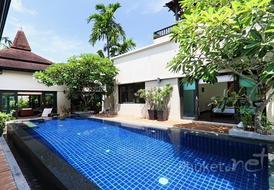 Botanica Villa Phuket Thailand