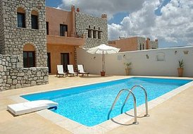 3 bedroom villas in Crete