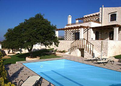 Villa in Greece, Eleftherna: .