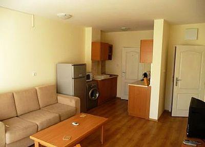 Apartment in Bulgaria, Resort centre: Living room