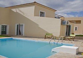 Villa in Greece, Kournas Lake: .
