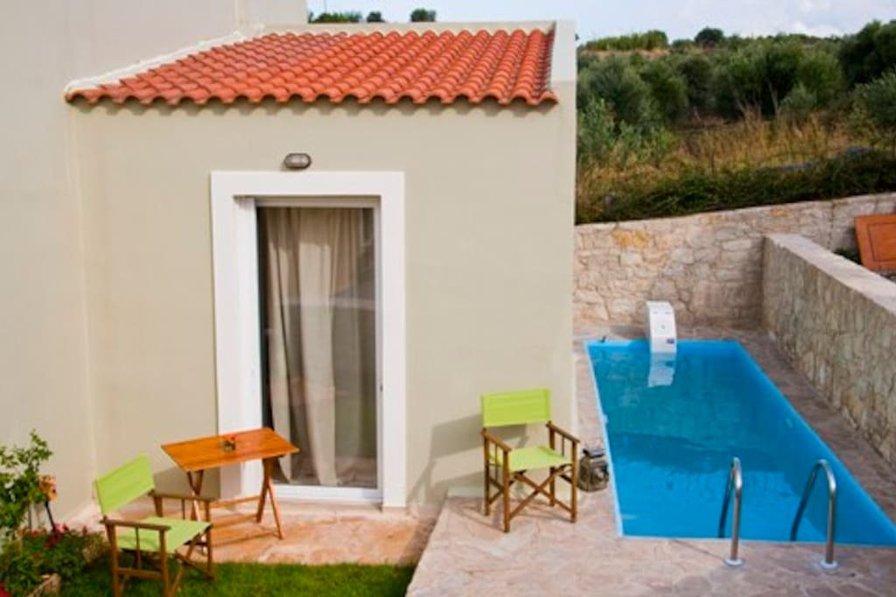 Villa in Greece, Kournas Lake