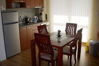 Studio_apartment in Bulgaria, Resort centre: Kitchen/dining