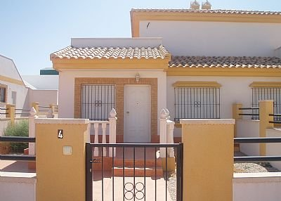Luxury Semi Detached 3 Bed Villa Sucina S601