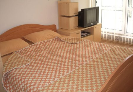 Studio Apartment in Sunny Beach, Bulgaria: Studio