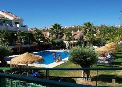Apartment in Spain, Castillo de la Duquesa: Pool Area