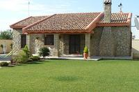 Villa in Spain, Rana Verde: Back of villa