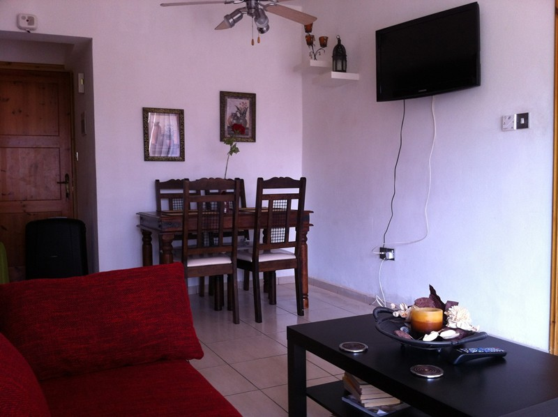 Penthouse apartment in Cyprus, Kato Paphos: Living Room