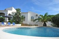 Beautiful private villa in Javea with stunning gardens & pool