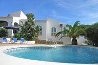 Villa in Spain, Javea Arenal: Villa Palmera-Javea. Beautiful, sleeps 8-10. Private pool. Free WIFI.