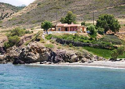 Villa in Greece, Mohlos: .
