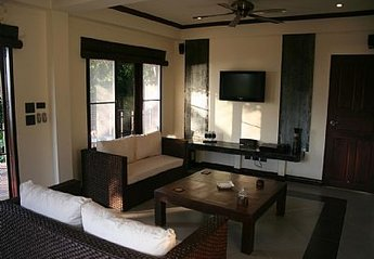 Apartment in Thailand, Koh Tao: Apartment Lounge