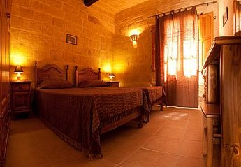 Village House in Malta, Rabat: Bedroom 2