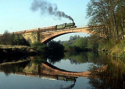 House in United Kingdom, Bridgnorth: Severn Valley Railway