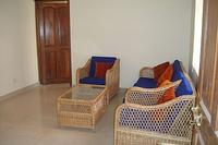 Apartment in India, Calangute: living room