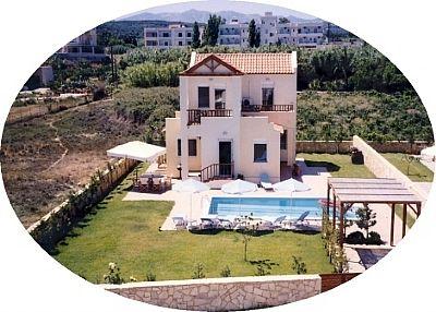 Villa in Greece, Maleme: .