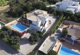 Villa in Carvoeiro, Algarve