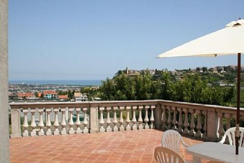 Award-winning Villa on Adriatica Coast in Pescara