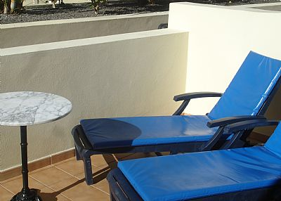 Apartment in Spain, Los Cristianos: Lovely sunny terrace