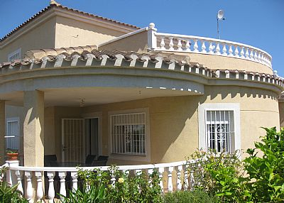 Villa in Spain, Playa Flamenca: villa